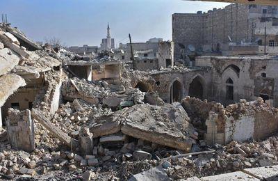 Trois députés français se rendent en Syrie pour demander l'arrêt des combats à Alep