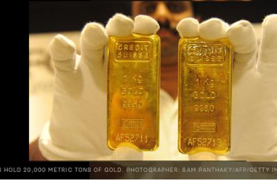 L'Inde confisque l'or et les bijoux de ses citoyens