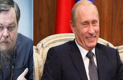 La Russie devrait restaurer la monarchie et nommer Vladimir Poutine comme empereur, selon un prêtre