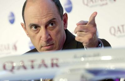 Ce que dit le patron de Qatar Airways sur Air France et les subventions !