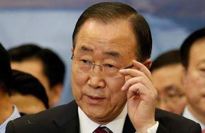 La justice américaine demande à Séoul d'arrêter un frère de Ban Ki-moon