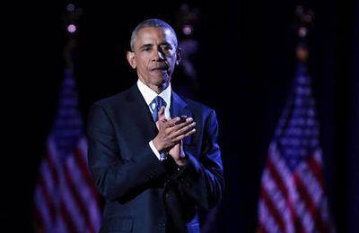 Obama : un cadeau de départ à hauteur de 221 millions de dollars pour la Palestine