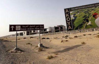 La Trump Organization inaugure un golf à Dubaï