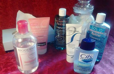 Ma routine soin du visage (mai 2014)