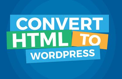 Why it is necessary to shift from HTML to WordPress CMS