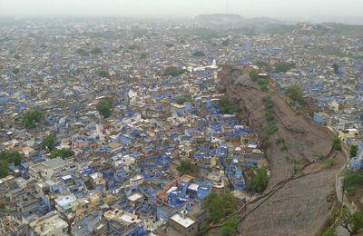 Rajasthan - Partie 3: Jodhpur, la ville bleue