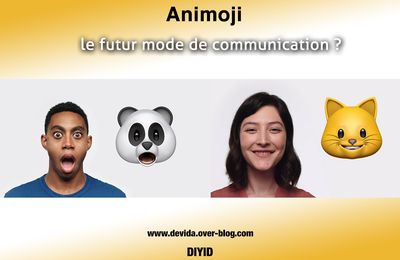 Animoji : le futur mode de communication ?