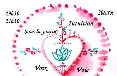 "Association ""Coeur de Yourte""‎Atelier Voix"