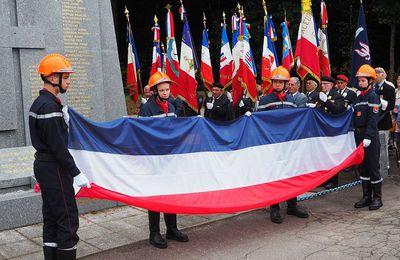 73 ème anniversaire du maquis Grandrupt de Bains