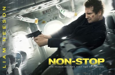 NON STOP, un film encore pire qu'AIR FORCE ONE...