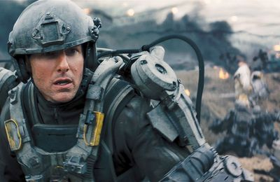 EDGE OF TOMORROW, un blockbuster à la mécanique bien huilée.