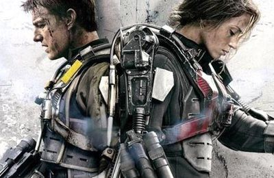 Chronique radio sur EDGE OF TOMORROW