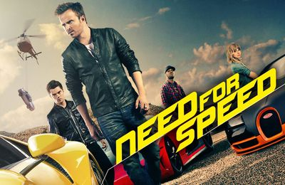 NEED FOR SPEED, un film sur la bande d'arrêt d'urgence