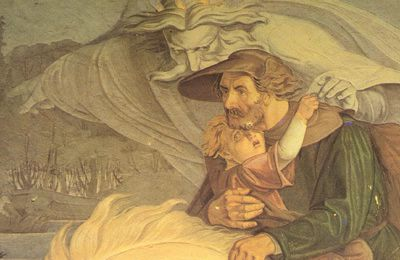 Erlkönig - Le Roi des Aulnes - Goethe, Schubert, Tournier