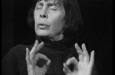 Amelia Rosselli  - LA LIBELLULE