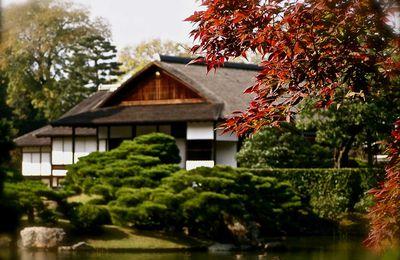 Kyôto : La villa Katsura 桂離宮, dans l'un des plus beaux jardins japonais du monde!