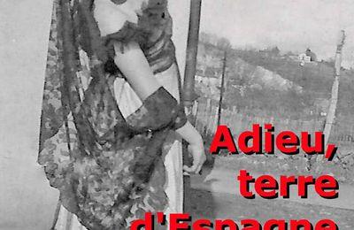Adieu, terre d'Espagne, en KDP sur Amazon