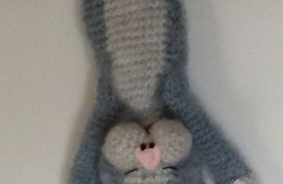 Traduction tuto...Chat au crochet...
