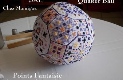 Album : Quaker Ball en Points Fantaisie
