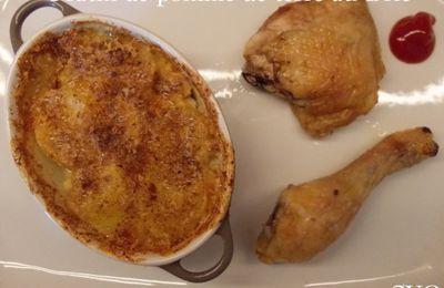 Mon Gratin de Pommes de Terre au Brie