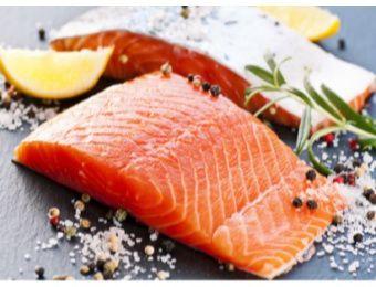 Pavé de saumon à l'unilatérale