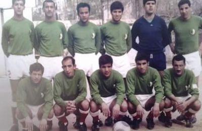 Le souvenir de l'EN des 60's lors d'un match mémorable face à Santos de Pelé.