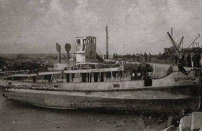1931. Le naufrage du Saint-Philibert