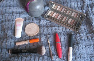 Maquillage quotidien