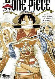 One Piece (Tome 2 : Luffy versus la bande à Baggy !!) - Eiichiro Oda