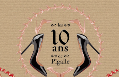 Happy Birthday Pigalle !