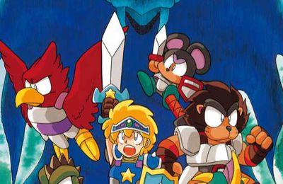 Maxou's Review #5 Wonder Boy 3 – The Dragon's Trap (Master System)