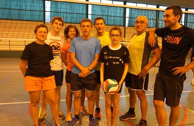 Tournoi Volley