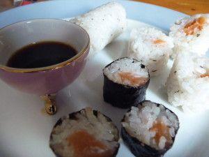 Riz Japonais, Maki ou Sushi