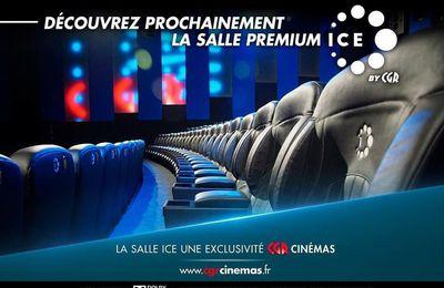 Ouverture de la salle Premium Ice By Cgr à Pau : Immersive Cinema Experience