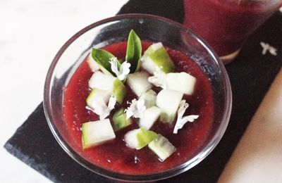 Gaspacho de betteraves