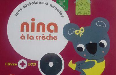 Nina à la crèche [chut, les enfants lisent #11]