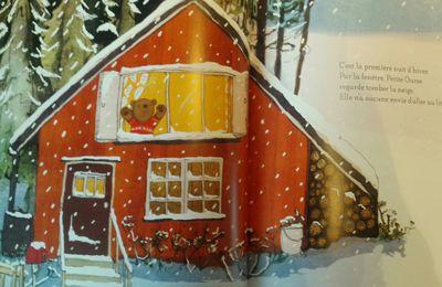 Mon livre coup de coeur de novembre:  Première nuit d'hiver d'Amy Hest et Lauren Tobia.[chut, les enfants lisent! #17]