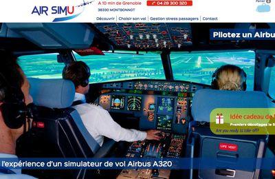 SIMULATEUR AIRBUS A320