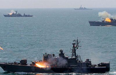 La Russie et la Turquie jouent de la canonnière en mer Noire