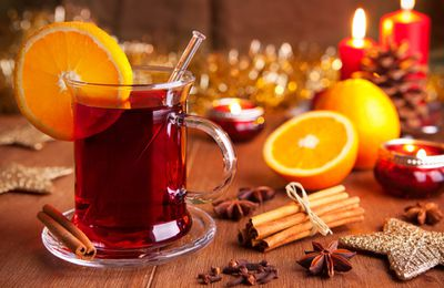 Delices & Gourmandises offers you mulled wines to heat you this winter