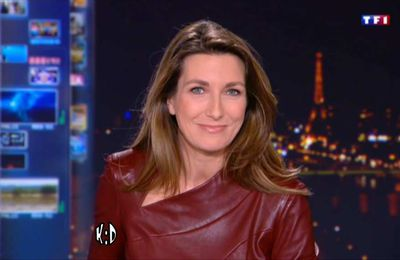 Anne-Claire Coudray - 20/12/2013