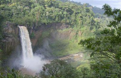 Les chutes Mami Wata de Dschang au Cameroun