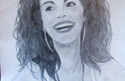 #Drawings : Julia Roberts