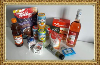 Degustabox avril 2016