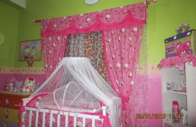 Maman original a plein temps page officiel for Preparer la chambre de bebe