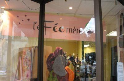 La nouvelle E-fée-mère, une jolie boutique!