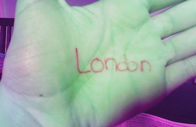 london I'm come back !