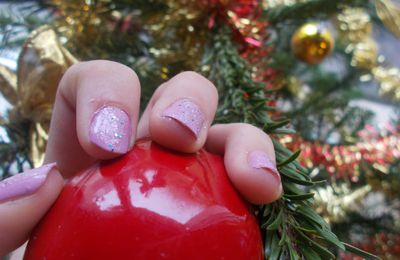 "j-4 : Vernis Rimmel ""500 disco ball"""