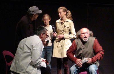 """Caravane Théâtre : Vous avez dit : """"Ecologie"""" ?"""