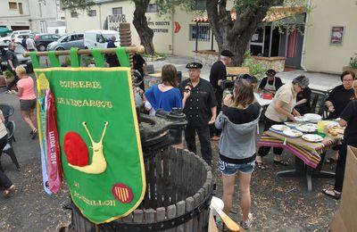 A vos agendas : 2ème fête de l'escargot à Tautavel le 11 juin 2017